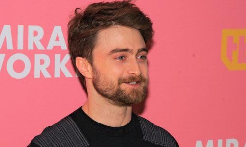 Daniel Radcliffe kruipt weer in de huid van Harry Potter voor nieuw project