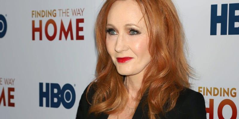 J.K. Rowling kinderboek