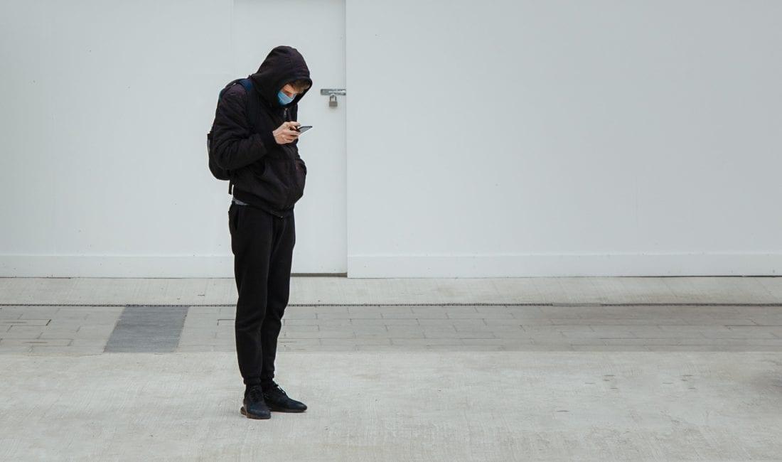 AR-app google voldoende afstand