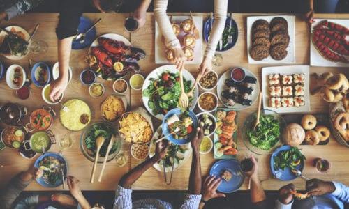 We eten door de lockdown gezonder en vaker samen