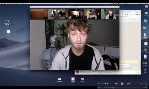 Kijktip: korte film 'Je sessie is verlopen' verkent parallelle realiteit van videobellen