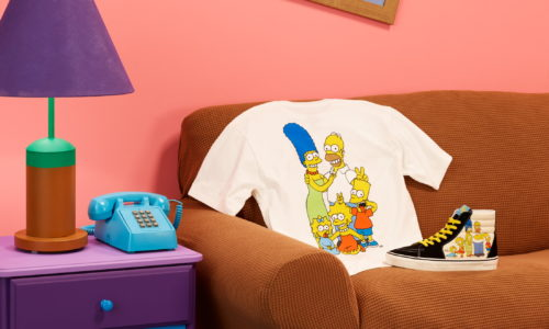 Dit wil je: Vans brengt eerbetoon uit aan The Simpsons
