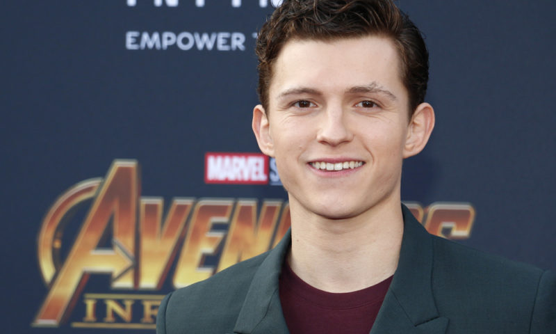 Tom Holland, Netflix