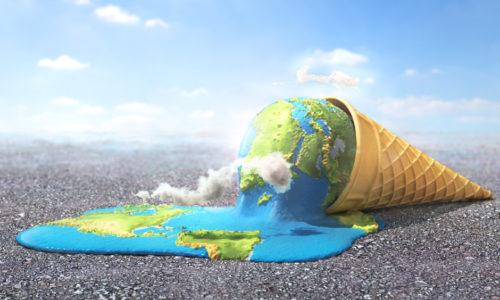 Wetenschappers: in 30 jaar tijd smolt 28 biljoen ton (!) van het ijs op aarde