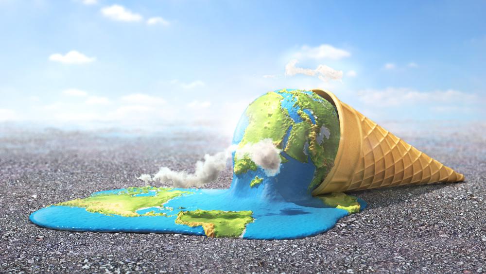 IJs, klimaat, klimaatverandering, opwarming van de aarde, broeikas,