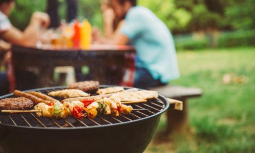 Helft Nederlanders is minder happig op BBQ