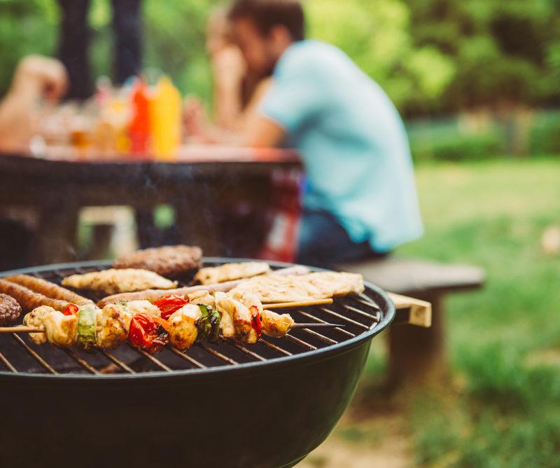 BBQ, barbecue