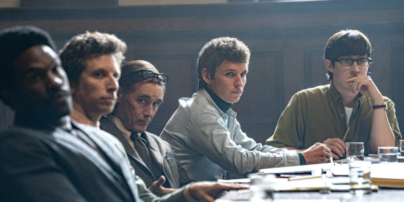 The Trial of the Chicago 7, Netflix