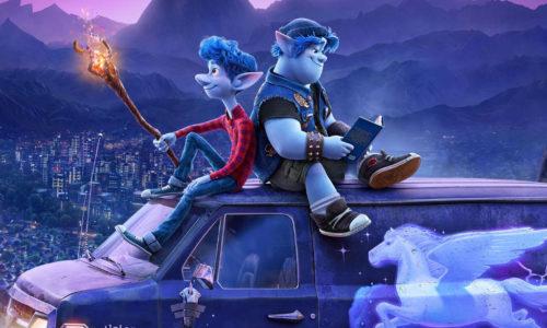 Pixar-fans opgelet: Onward komt deze maand naar Disney+!