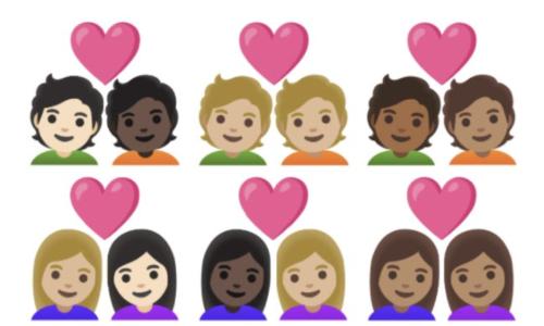 Nog meer nieuwe emoji's: vanaf 2021 komen er 217 nieuwe bij