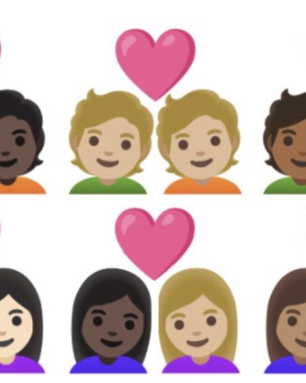 Nieuwe emoji's