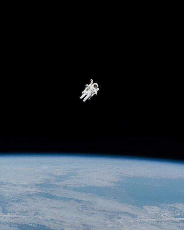 Estée Lauder NASA