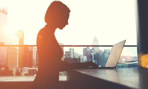Vrouwelijke en mannelijke ondernemers zijn even vaak internationaal actief
