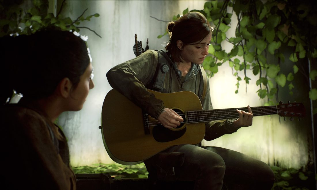 The Last of Us Part II, games met een vrouwelijke hoofdrolspeler