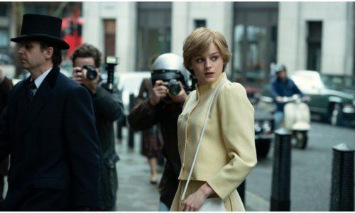 Eindelijk te zien in de nieuwste trailer van 'The Crown': Prinses Diana
