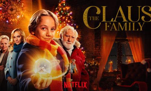 Zien: De Familie Claus is eerste Vlaams-Nederlandse Kerstfilm op Netflix