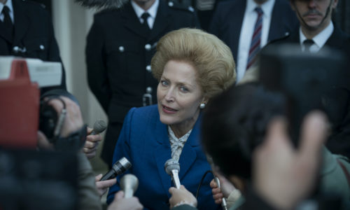 Zien: Nieuwe trailer The Crown toont Margaret Thatcher en prinses Diana