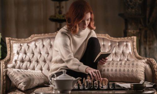 Komt er een tweede seizoen van de serie 'The Queen's Gambit'?