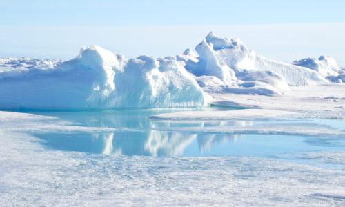 Er lag nog nooit zo weinig zee-ijs op de Noordpool in het najaar als nu