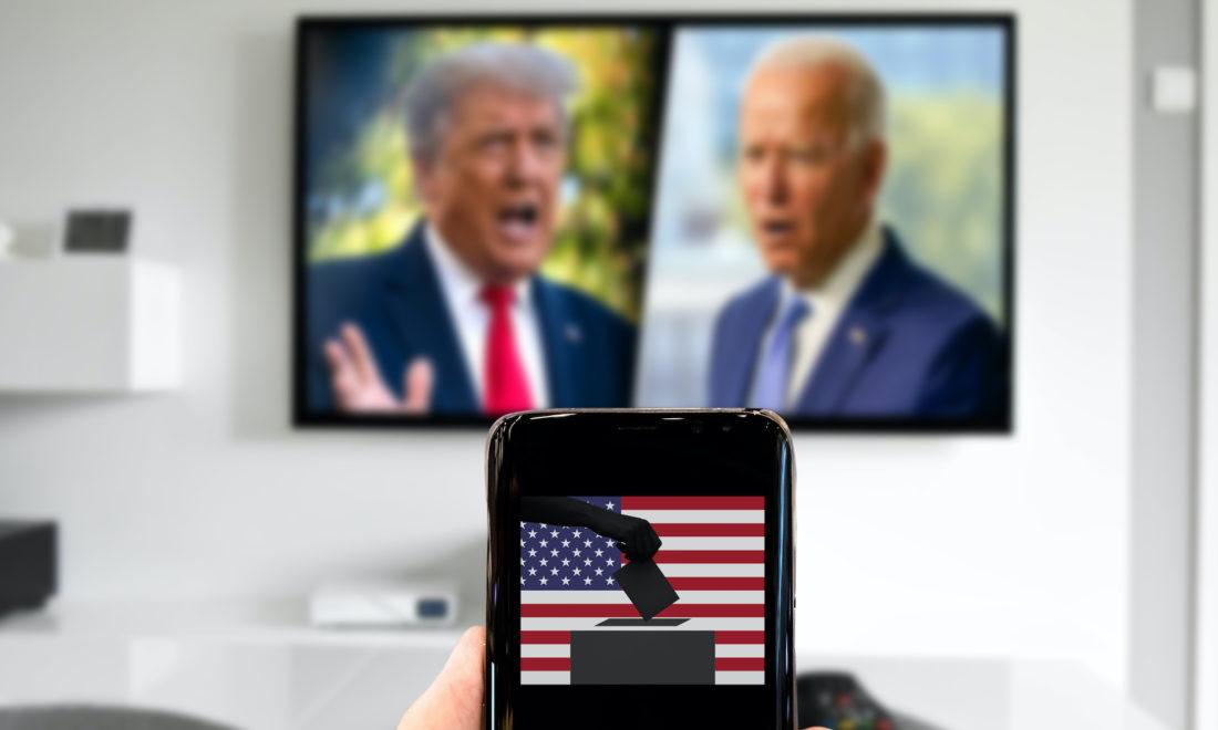 Amerikaanse presidentsverkiezingen live volgen