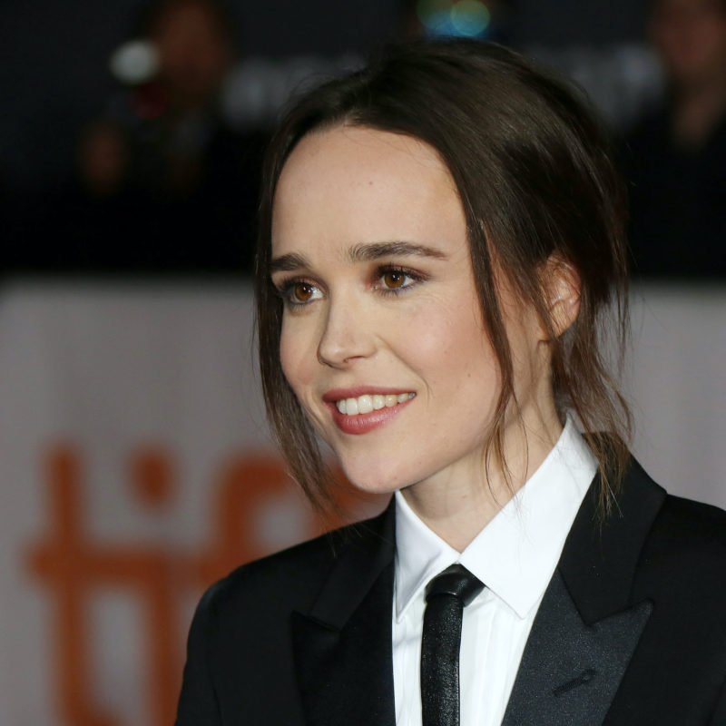 Ellen Page, 1UP